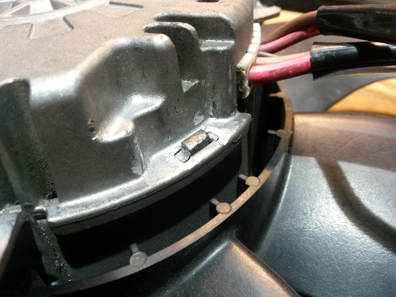 Устройство вентилятора Brose 1K0959455DL 4