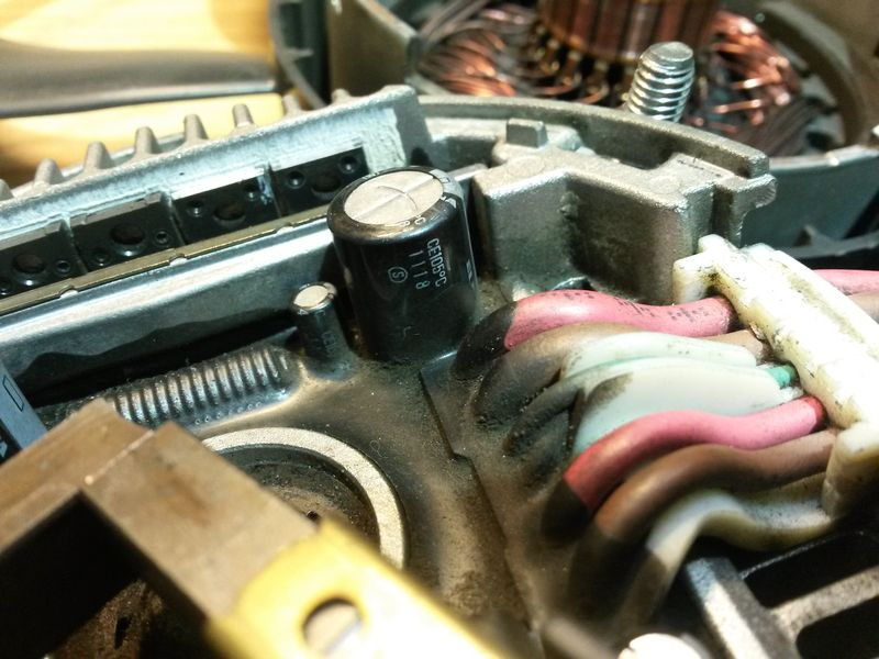 Устройство вентилятора Brose 1K0959455DL 5