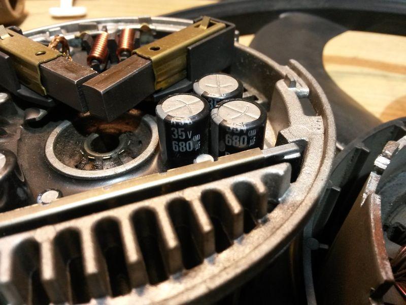Устройство вентилятора Brose 1K0959455DL 6
