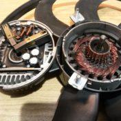 Устройство вентилятора Brose 1K0959455DL 2