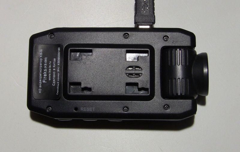 Обзор и небольшой ремонт автомобильного видеорегистратора KS-is Firex (KS-095) 17