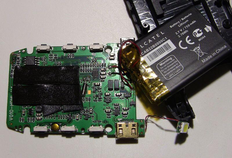 Обзор и небольшой ремонт автомобильного видеорегистратора KS-is Firex (KS-095) 15