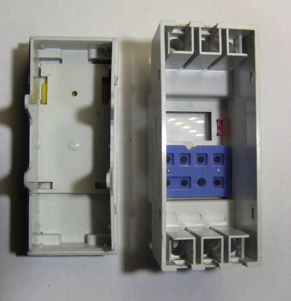 Обзор таймера Oktimer THC15A. Настройка, программирование, внутреннее устройство. 5