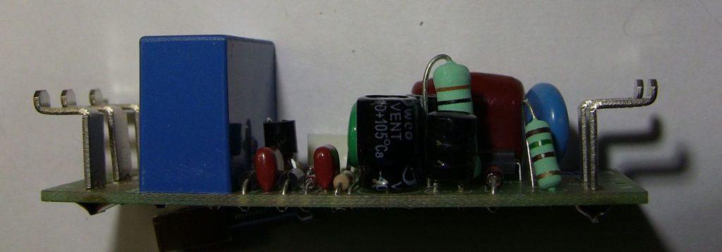 Обзор таймера Oktimer THC15A. Настройка, программирование, внутреннее устройство. 8
