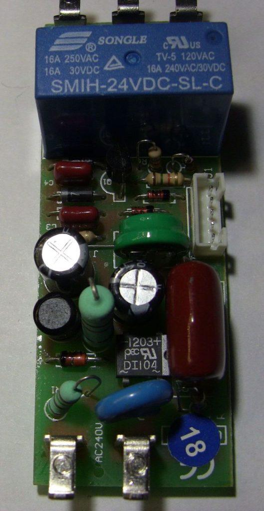 Обзор таймера Oktimer THC15A. Настройка, программирование, внутреннее устройство. 6