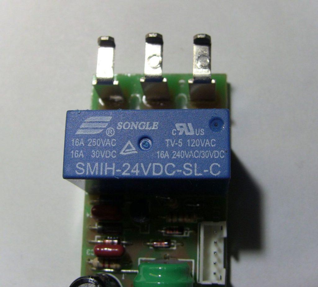 Обзор таймера Oktimer THC15A. Настройка, программирование, внутреннее устройство. 9