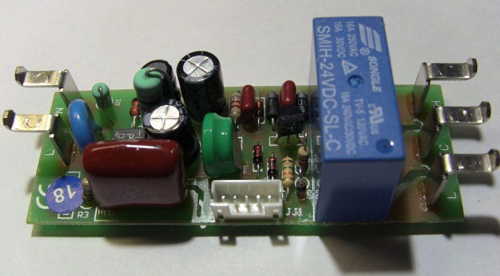 Обзор таймера Oktimer THC15A. Настройка, программирование, внутреннее устройство. 11