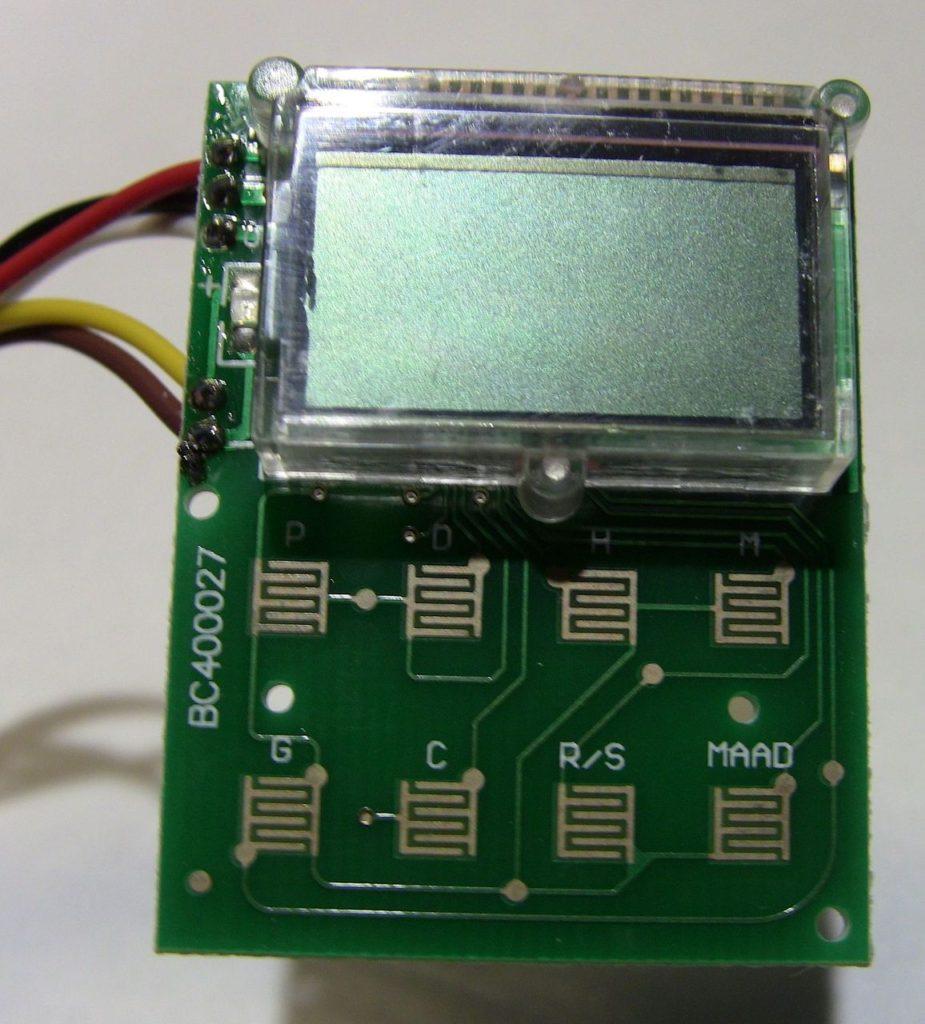 Обзор таймера Oktimer THC15A. Настройка, программирование, внутреннее устройство. 12