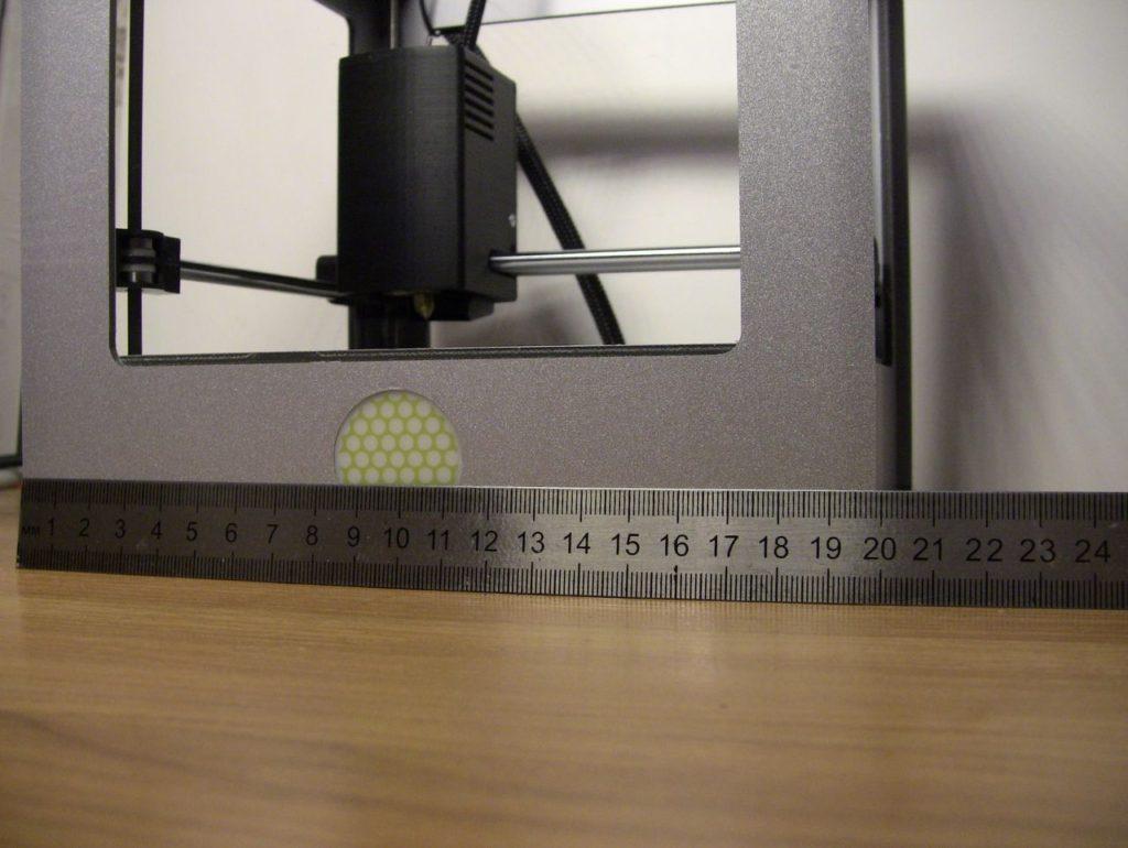 3D принтер Cactus CS-3D MICRO C1. Внешний вид. Размеры.
