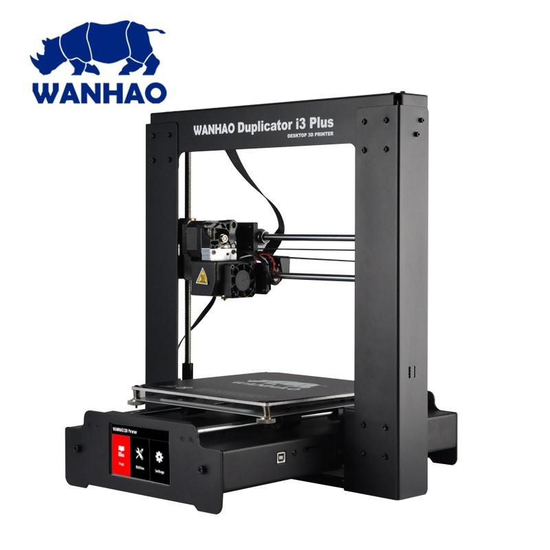Wanhao Duplicator i3 Plus V2.0 (Mark II). Технические характеристики.