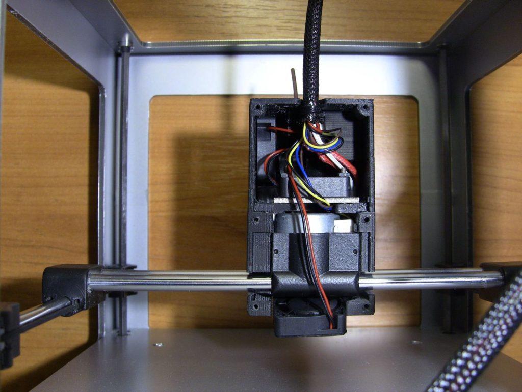 Блок экструдера 3D принтера Cactus 3D MICRO C1