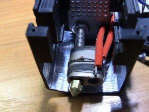 Ремонт экструдера Cactus CS-3D Micro C1. 12