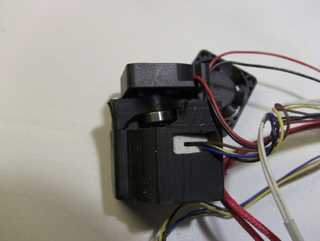 Ремонт экструдера Cactus CS-3D Micro C1. 7