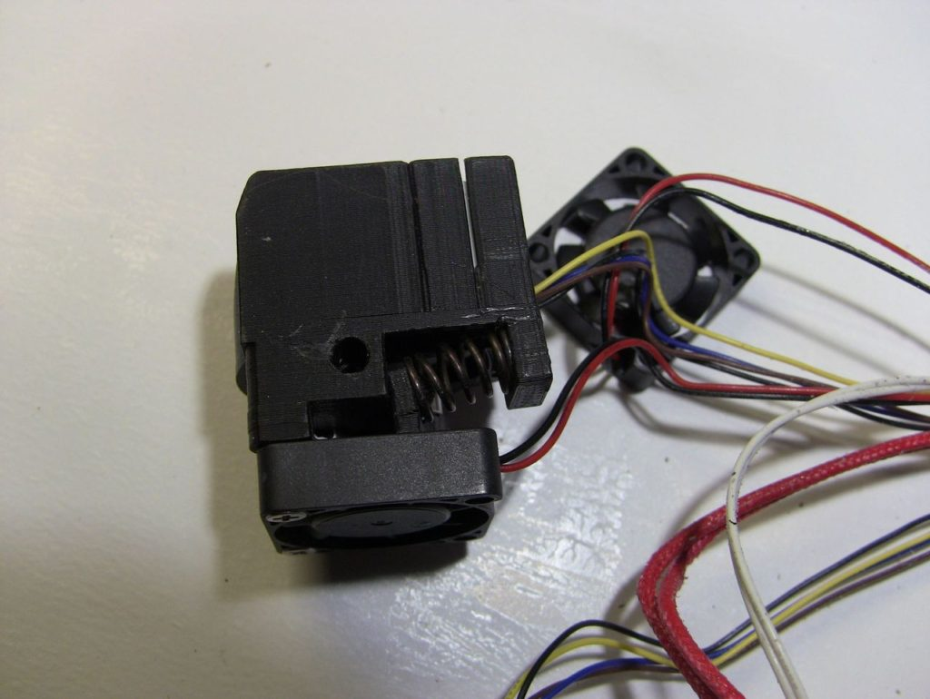 Ремонт экструдера Cactus CS-3D Micro C1. 8