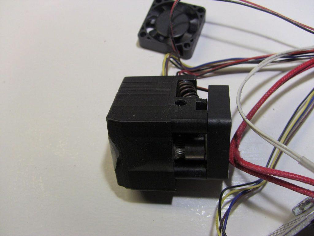 Ремонт экструдера Cactus CS-3D Micro C1. 6
