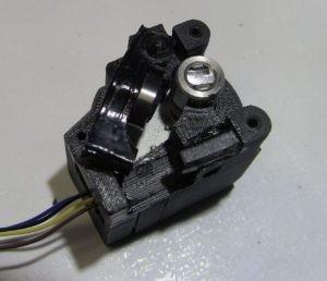 Ремонт экструдера Cactus CS-3D Micro C1. 11