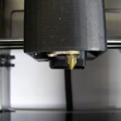 Исправленное сопло экструдера 3D принтера Cactus 3D MICRO C1