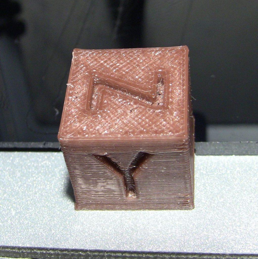 Ремонт экструдера Cactus CS-3D Micro C1. 16