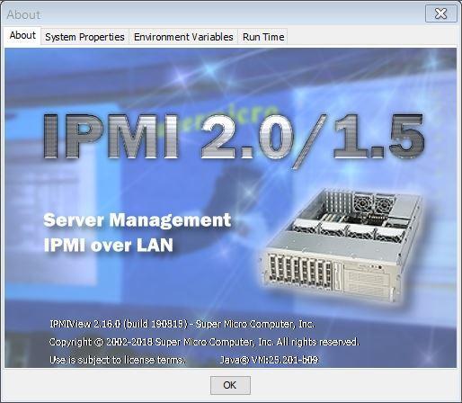 IPMI. Удалённое управление сервером 1