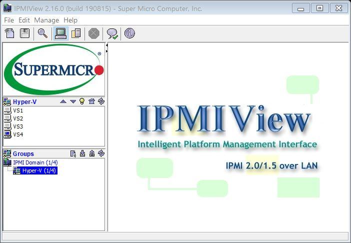 IPMI. Удалённое управление сервером 2