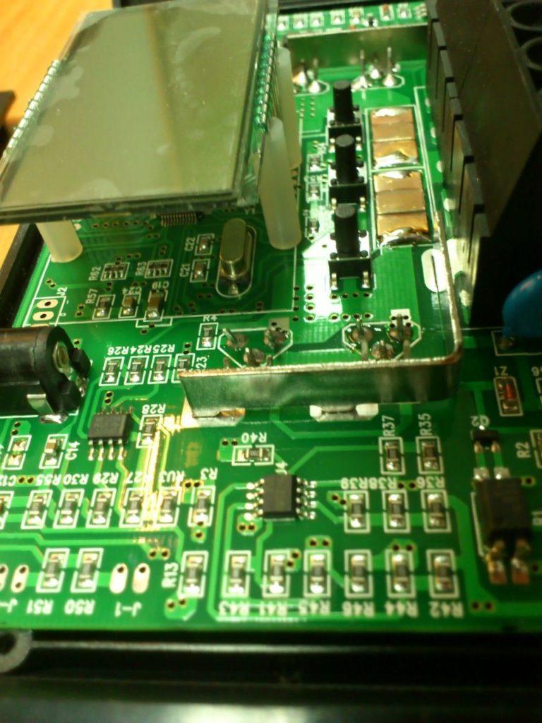 Контроллер заряда от солнечных батарей Solar Charge Controller SOLAR30 11