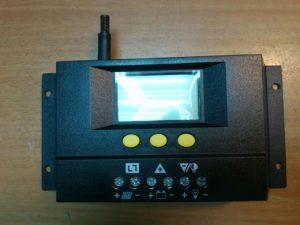 Контроллер заряда от солнечных батарей Solar Charge Controller SOLAR30 1
